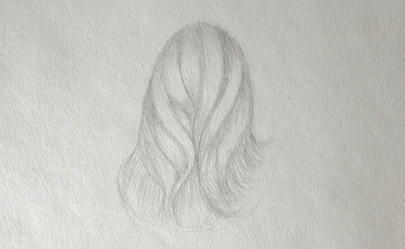 How To Draw Hair Detailed 3 Part Tutorial For Beginners