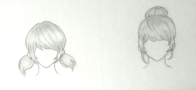 How To Draw Anime Hair Step By Step Guide For Boy And Girl